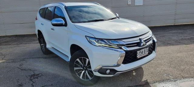 Used Mitsubishi Pajero Sport QE MY16 GLX Elizabeth, 2015 Mitsubishi Pajero Sport QE MY16 GLX White 8 Speed Sports Automatic Wagon