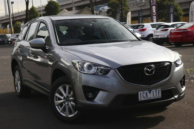 Used Mazda CX-5 KE1021 MY13 Maxx SKYACTIV-Drive AWD Sport South Melbourne, 2013 Mazda CX-5 KE1021 MY13 Maxx SKYACTIV-Drive AWD Sport Aluminium 6 Speed Sports Automatic Wagon