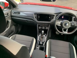 2021 Volkswagen T-ROC A1 MY21 140TSI DSG 4MOTION Sport Red 7 Speed Sports Automatic Dual Clutch