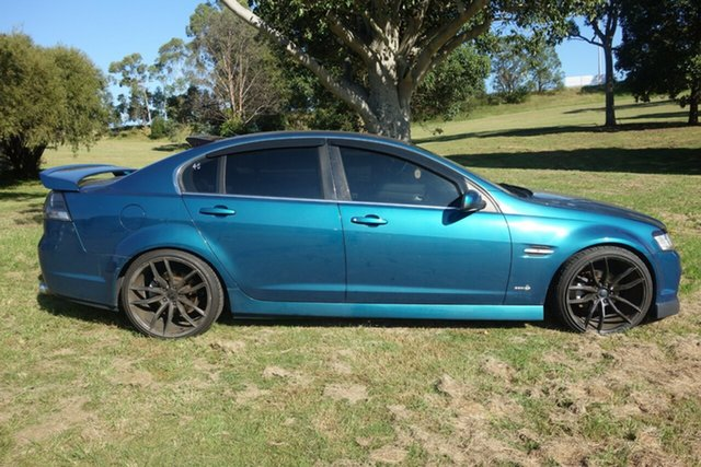 Used Holden Commodore VE II MY12 SV6 East Maitland, 2012 Holden Commodore VE II MY12 SV6 Blue 6 Speed Manual Sedan
