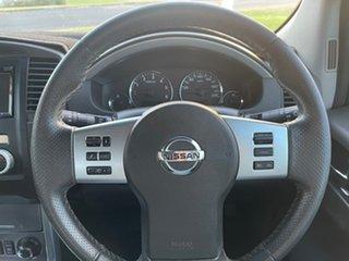 2011 Nissan Pathfinder R51 MY10 ST Silver 5 Speed Sports Automatic Wagon