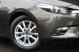 2018 Mazda 3 BN5478 Maxx SKYACTIV-Drive Sport Bronze 6 Speed Sports Automatic Hatchback