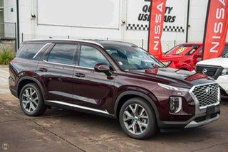 2021 Hyundai Palisade LX2.V1 MY21 Highlander AWD Maroon 8 Speed Sports Automatic Wagon