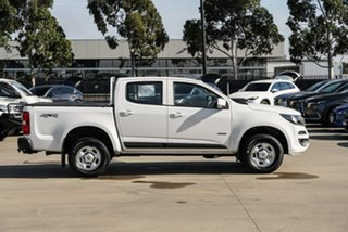 2018 Holden Colorado RG LS White Sports Automatic Cab Chassis