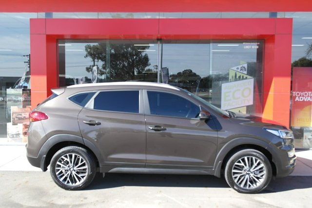 Used Hyundai Tucson TL4 MY20 Active X 2WD Swan Hill, 2019 Hyundai Tucson TL4 MY20 Active X 2WD Brown 6 Speed Automatic Wagon