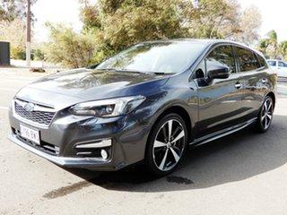 2017 Subaru Impreza G5 MY17 2.0i-S CVT AWD Dark Grey 7 Speed Constant Variable Hatchback