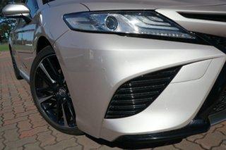 2017 Toyota Camry ASV70R SX Steel Blonde 6 Speed Sports Automatic Sedan.