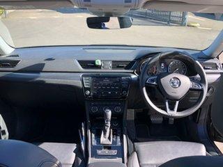 2016 Skoda Superb NP MY17 206TSI Sedan DSG Black 6 Speed Sports Automatic Dual Clutch Liftback