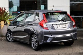 2016 Honda Jazz GF MY16 VTi-L Black 1 Speed Constant Variable Hatchback.