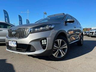 2020 Kia Sorento UM MY20 GT-Line Grey 8 Speed Sports Automatic Wagon.