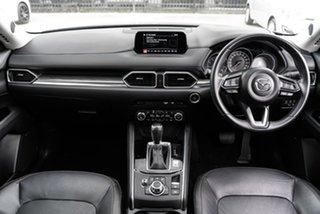 2017 Mazda CX-5 KF Series Akera Grey Sports Automatic SUV.