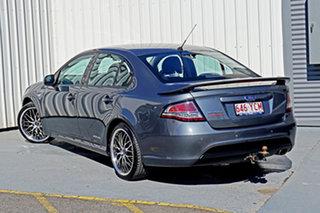 2014 Ford Falcon FG MkII XR6 Turbo Grey 6 Speed Sports Automatic Sedan.