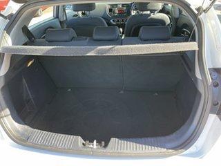 2012 Kia Rio UB MY12 S White 6 Speed Manual Hatchback