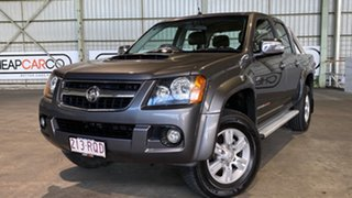 2011 Holden Colorado RC MY11 LT-R Crew Cab Grey 4 Speed Automatic Utility.