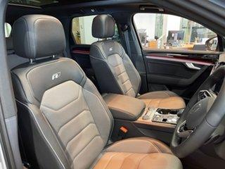 2021 Volkswagen Touareg CR MY21 210TDI Tiptronic 4MOTION Wolfsburg Edition Silver 8 Speed
