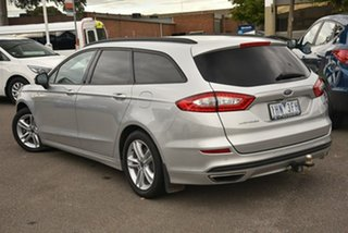 2016 Ford Mondeo MD Ambiente Silver 6 Speed Sports Automatic Wagon.