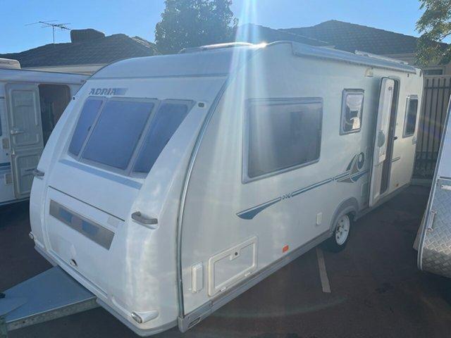 Used Adria St James, 2010 Adria Adiva 532LD Caravan