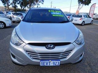 2011 Hyundai ix35 LM MY11 Active Silver 5 Speed Manual Wagon.