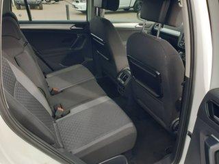 2017 Volkswagen Tiguan 5N MY17 110TSI DSG 2WD Comfortline White 6 Speed Sports Automatic Dual Clutch