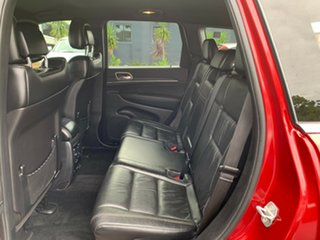 2013 Jeep Grand Cherokee WK MY2014 Limited Red 8 Speed Sports Automatic Wagon