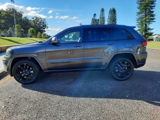 2021 Jeep Grand Cherokee WK MY21 Night Eagle Granite Crystal 8 Speed Sports Automatic Wagon