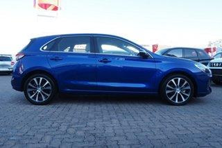 2019 Hyundai i30 PD2 MY20 Elite Blue 6 Speed Automatic Hatchback