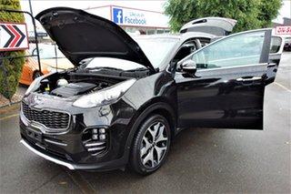 2016 Kia Sportage QL MY17 GT-Line AWD Black 6 Speed Sports Automatic Wagon