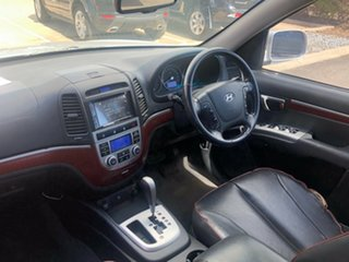 2007 Hyundai Santa Fe CM MY07 Elite Silver 5 Speed Sports Automatic Wagon