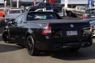 2016 Holden Ute VF II MY16 SS V Ute Redline Black 6 Speed Sports Automatic Utility.