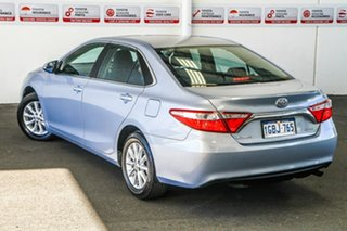 2016 Toyota Camry ASV50R MY16 Altise Ocean Mist 6 Speed Automatic Sedan.