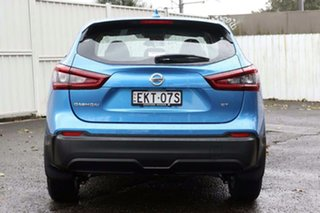 2020 Nissan Qashqai J11 Series 3 MY20 ST+ X-tronic Blue 1 Speed Constant Variable Wagon
