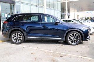 2017 Mazda CX-9 TC Azami SKYACTIV-Drive i-ACTIV AWD Blue 6 Speed Sports Automatic Wagon.