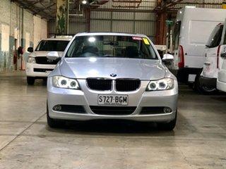 2008 BMW 3 Series E90 MY08 320i Steptronic Executive Silver 6 Speed Sports Automatic Sedan.