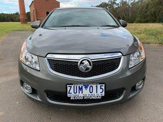 2013 Holden Cruze JH Series II CDX Grey Sports Automatic Sedan