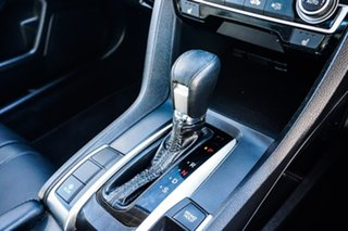 2016 Honda Civic 10th Gen MY16 RS Red 1 Speed Constant Variable Sedan