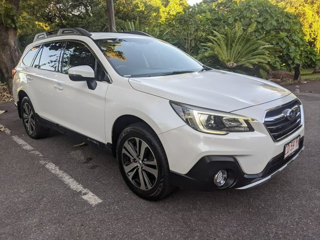 Used Subaru Outback B6A MY19 2.5i CVT AWD Stuart Park, 2019 Subaru Outback B6A MY19 2.5i CVT AWD White 7 Speed Constant Variable Wagon