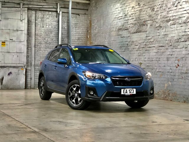 Used Subaru XV G5X MY19 2.0i-L Lineartronic AWD Mile End South, 2019 Subaru XV G5X MY19 2.0i-L Lineartronic AWD Blue 7 Speed Constant Variable Wagon