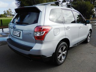 2014 Subaru Forester S4 MY14 2.5i Lineartronic AWD Luxury Silver 6 Speed Constant Variable Wagon.