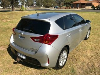 2012 Toyota Corolla ZRE182R Ascent Sport Silver Pearl 7 Speed CVT Auto Sequential Hatchback