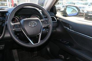 2018 Toyota Camry AXVH71R SL Lunar Blue 6 Speed Constant Variable Sedan Hybrid