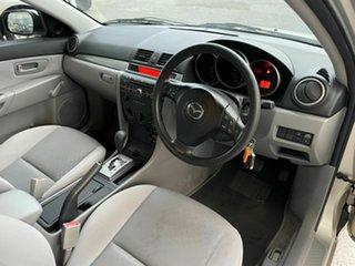2004 Mazda 3 BK Neo Gold 4 Speed Auto Activematic Sedan