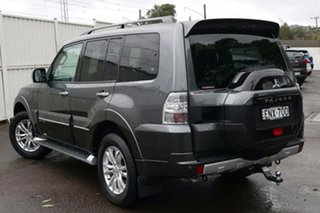2020 Mitsubishi Pajero NX MY21 Exceed Grey 5 Speed Sports Automatic Wagon.
