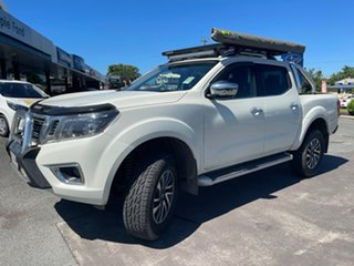 2020 Nissan Navara ST-X White Diamond Sports Automatic Dual Cab Utility.