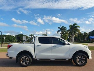 2018 Mazda BT-50 UR0YG1 GT White 6 Speed Sports Automatic Utility