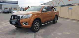 2016 Nissan Navara D23 ST N-SPORT Gold 7 Speed Sports Automatic Utility.