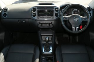 2013 Volkswagen Tiguan 5N MY14 132TSI DSG 4MOTION Pacific Black 7 Speed Sports Automatic Dual Clutch