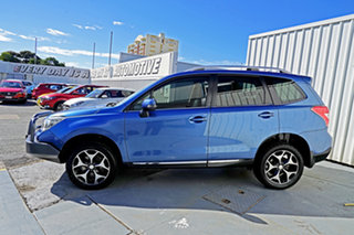 2015 Subaru Forester S4 MY15 XT CVT AWD Premium Blue 8 Speed Constant Variable Wagon