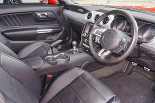 2015 Ford Mustang FM GT Fastback Red 6 Speed Manual Fastback