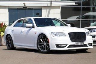 2017 Chrysler 300 LX MY17 SRT Core White 8 Speed Sports Automatic Sedan.