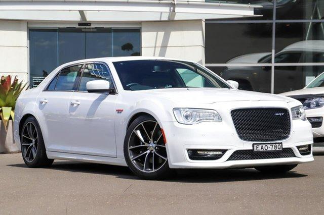 Used Chrysler 300 LX MY17 SRT Core Liverpool, 2017 Chrysler 300 LX MY17 SRT Core White 8 Speed Sports Automatic Sedan